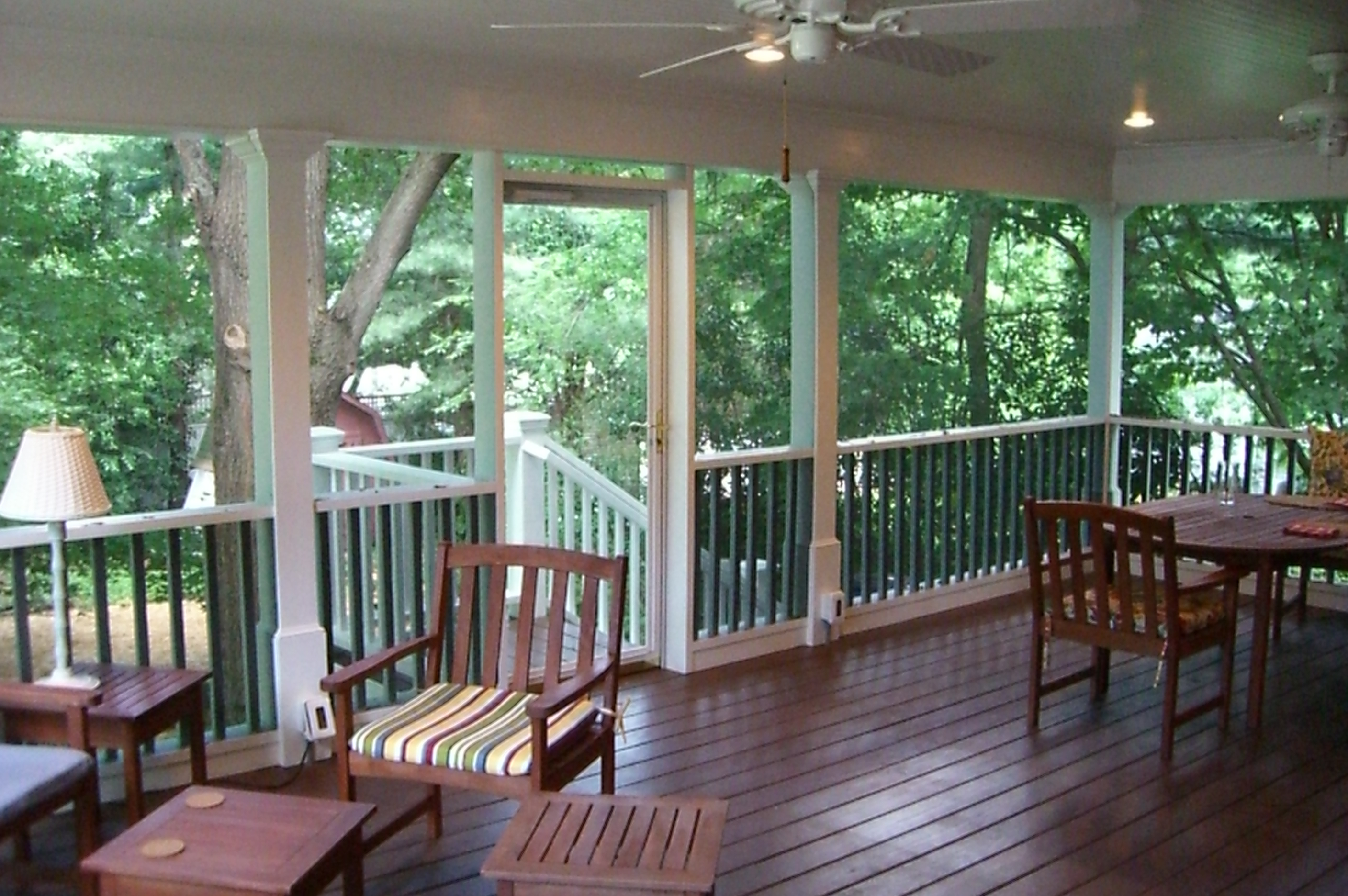 in custom porch steed docomomoga synchronized screen porches with homes motorized and screened phantom