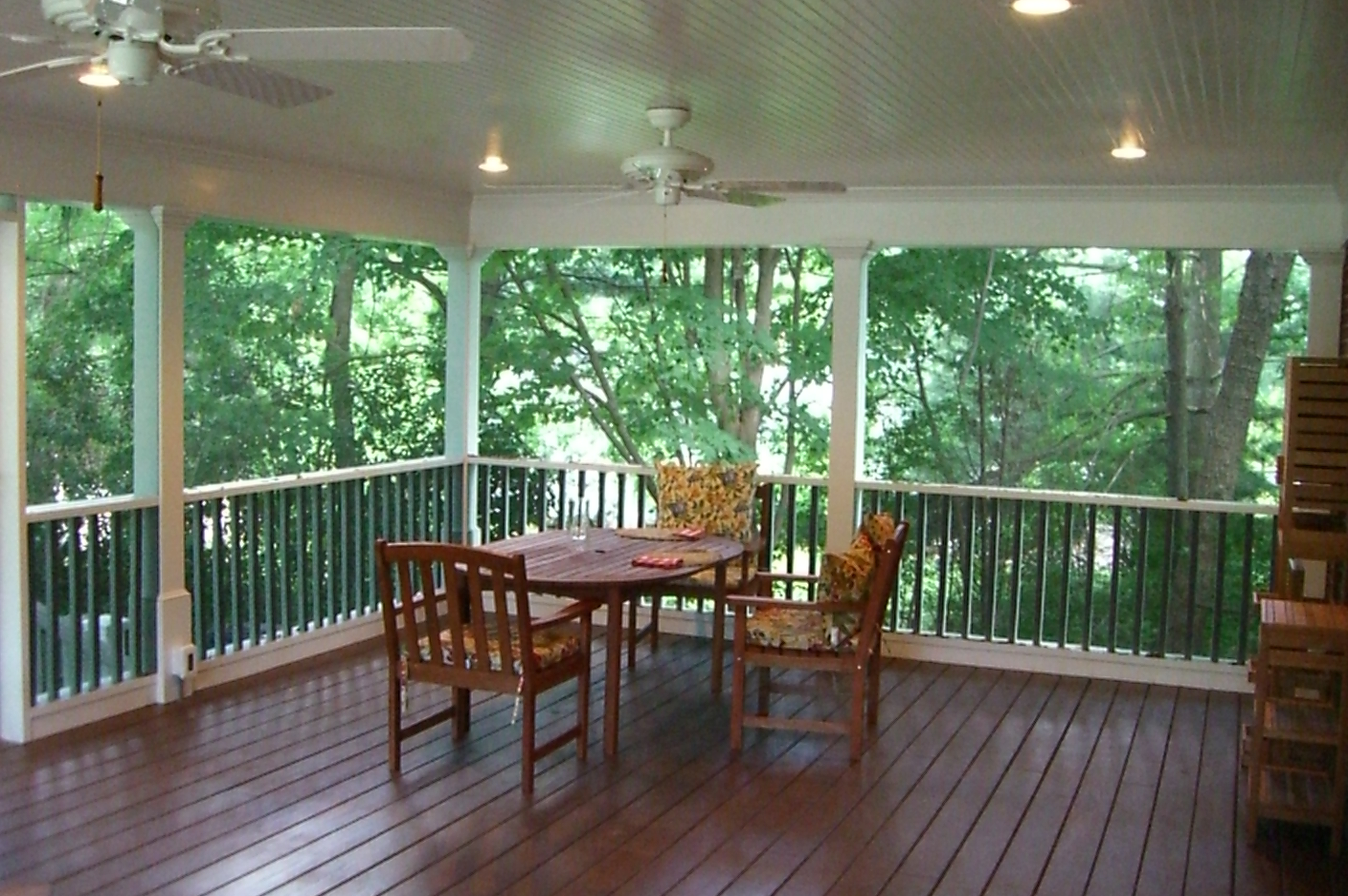 Pictures Of Screen Porches   New House Designs